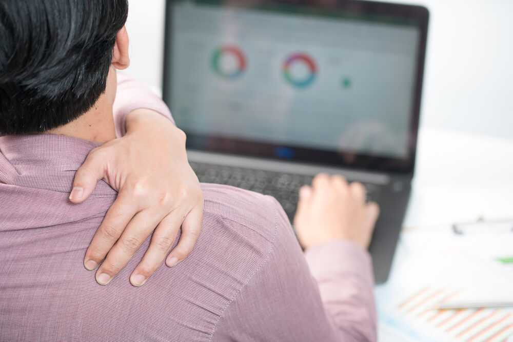Does technology cause back pain?