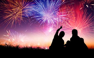 Tips for Viewing Fireworks from a Chiropractor
